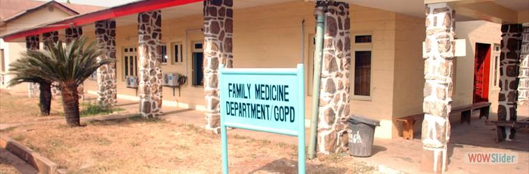 General Out-Patient Department
