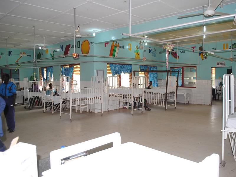 Paediatrics Ward