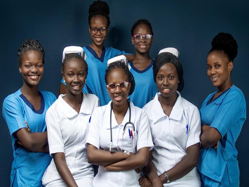 School of Nursing Students